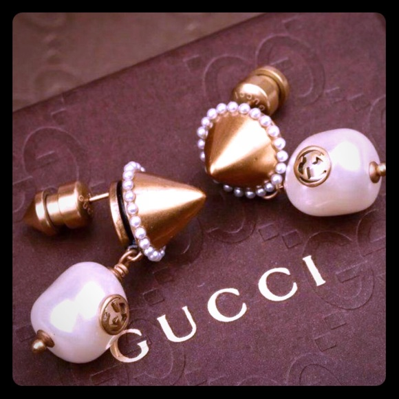 64746d984be Gucci Jewelry - Luxurious Earrings